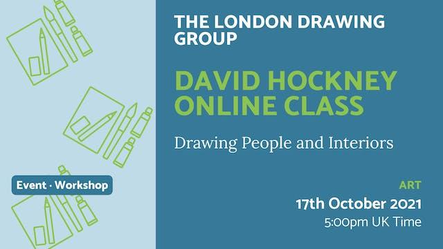 21.10.17 (Sun Oct 17th)   David Hockn...