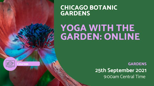 21.09.25 (Sat Sep 25th) | Yoga with t...