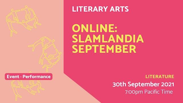 21.09.30 (Thu Sep 30th) | Online: Sla...