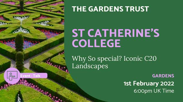 22.02.01 (Tue Feb 1st) | St Catherine...