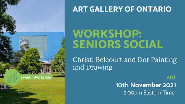 21.11.10 (Wed Nov 10th) | Workshop: S...
