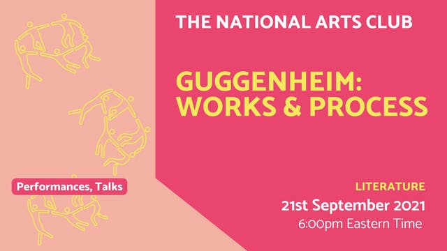 21.09.21 (Tue Sep 21st)   Guggenheim:...
