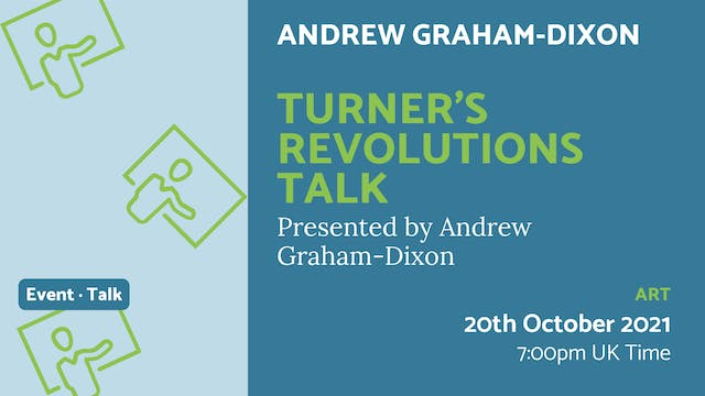 21.10.20 (Wed Oct 20th)   Turner's Re...