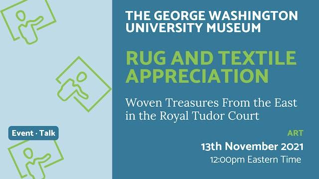21.11.13 (Sat Nov 13th) | Rug and Tex...
