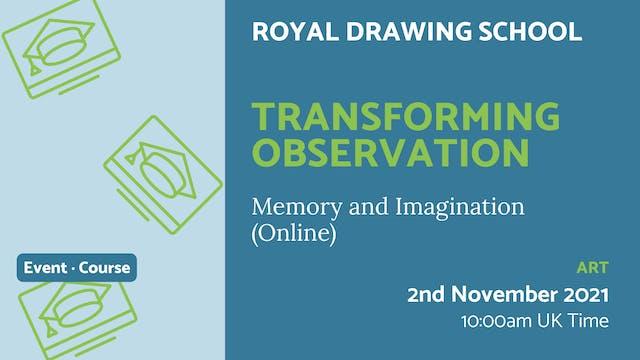 21.11.02 (Tue Nov 2nd) | Transforming...