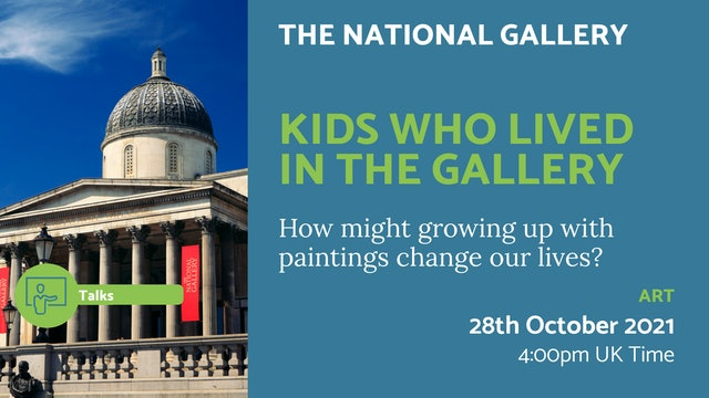 21.10.28 (Thu Oct 28th)   Kids Who Lived in the Gallery