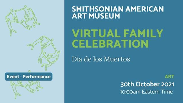 21.10.30 (Sat Oct 30th) | Virtual Fam...