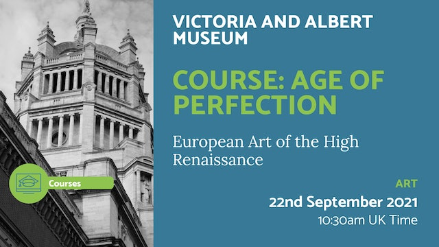 21.09.22 (Wed Sep 22nd)   Course: Age of Perfection