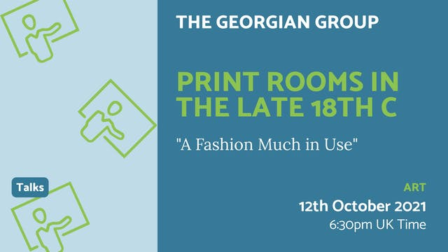 21.10.12 (Tue Oct 12th) | Print Rooms...