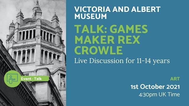 21.10.01 (Fri Oct 1st) | Talk: Games ...