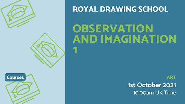 21.10.01 (Fri Oct 1st) | Observation ...