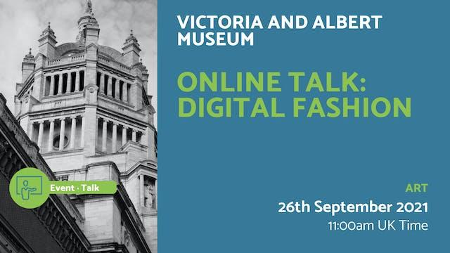 21.09.26 (Sun Sep 26th) | Online talk...
