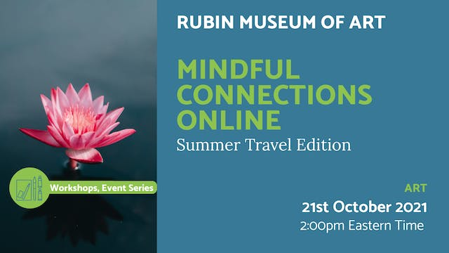 21.10.21 (Thu Oct 21st) | Mindful Con...