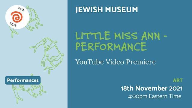21.11.18 (Thu Nov 18th) | Little Miss...