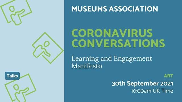 21.09.30 (Thu Sep 30th) | Coronavirus...