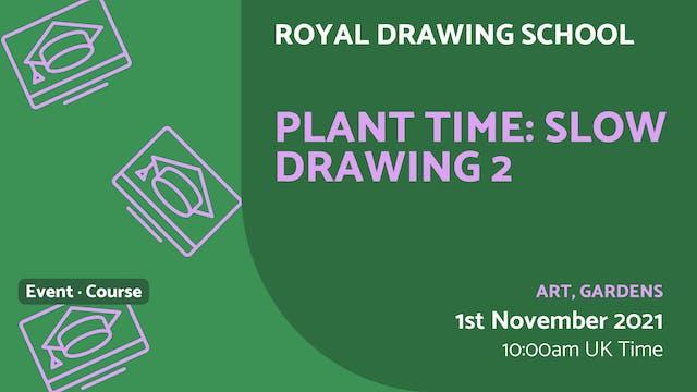 21.11.01 (Mon Nov 1st) | Plant Time: ...