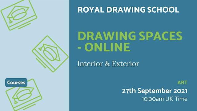 21.09.27 (Mon Sep 27th) | Drawing Spa...