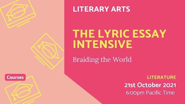 21.10.21 (Thu Oct 21st) | The Lyric E...