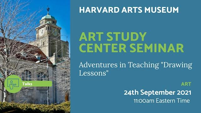 21.09.24 (Fri Sep 24th)   Art Study Center Seminar