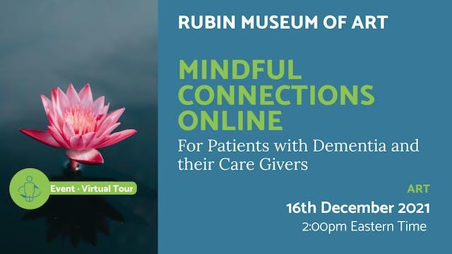 21.12.16 (Thu Dec 16th)   Mindful Con...