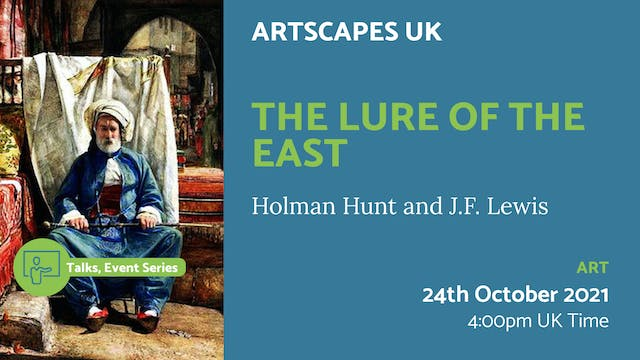 21.10.24 (Sun Oct 24th) | The Lure of...