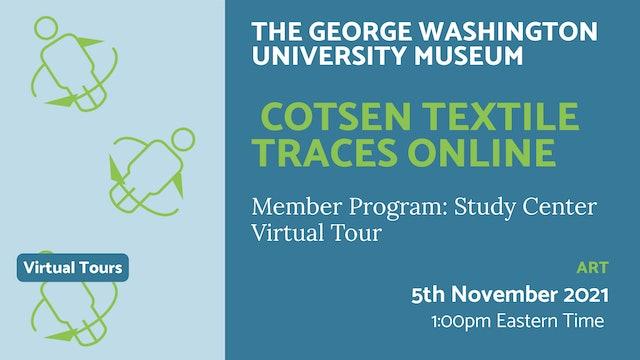 21.11.05 (Fri Nov 5th) |  Cotsen Textile Traces online