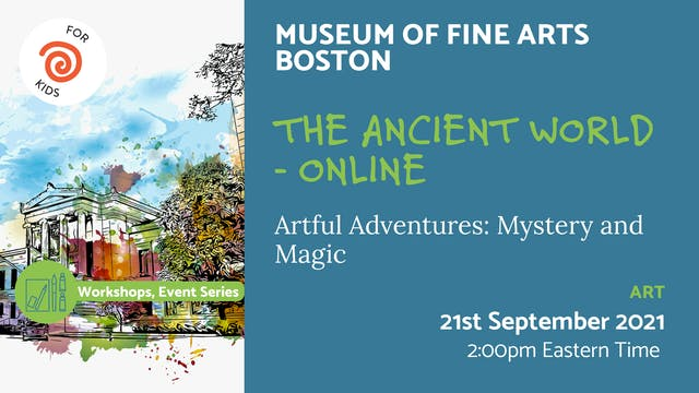 21.09.21 (Tue Sep 21st) | The Ancient...