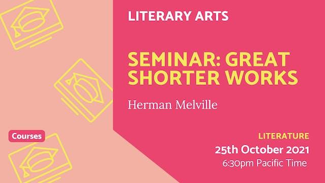 21.10.25 (Mon Oct 25th) | Seminar: Gr...