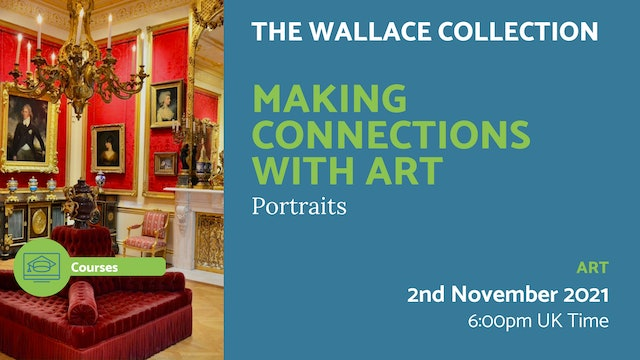 21.11.02 (Tue Nov 2nd)   Making Connections with Art