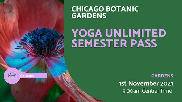 21.11.01 (Mon Nov 1st) | Yoga Unlimit...