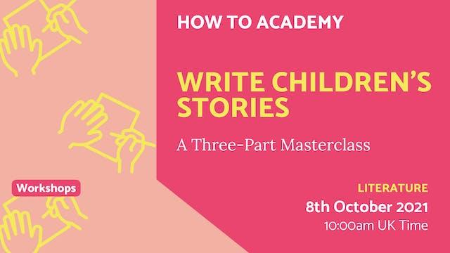 21.10.08 (Fri Oct 8th) | Write Childr...