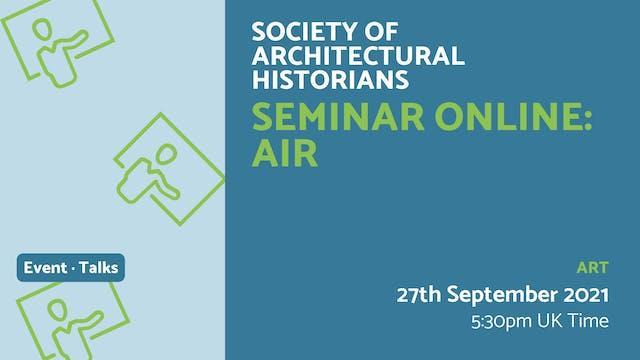 21.09.27 (Mon Sep 27th) | Seminar Onl...