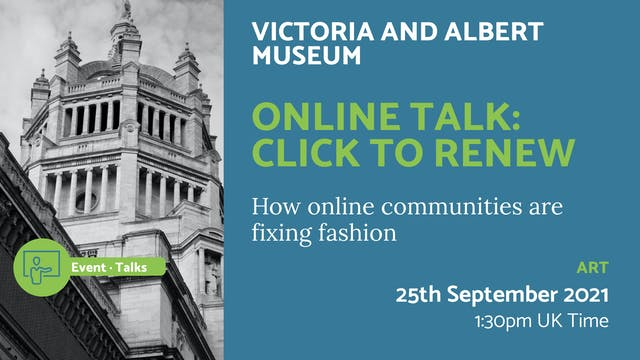 21.09.25 (Sat Sep 25th)   Online Talk...