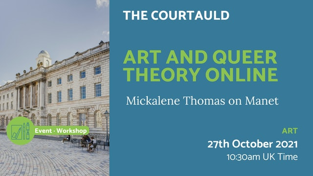 21.10.27 (Wed Oct 27th)   Art and Queer Theory Online