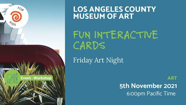 21.11.05 (Fri Nov 5th) | Fun Interact...