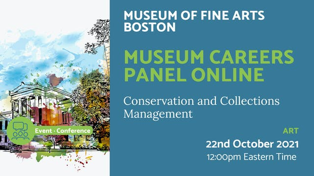 21.10.22 (Fri Oct 22nd) | Museum Care...