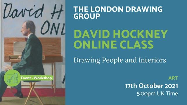 21.10.17 (Sun Oct 17th) | David Hockn...