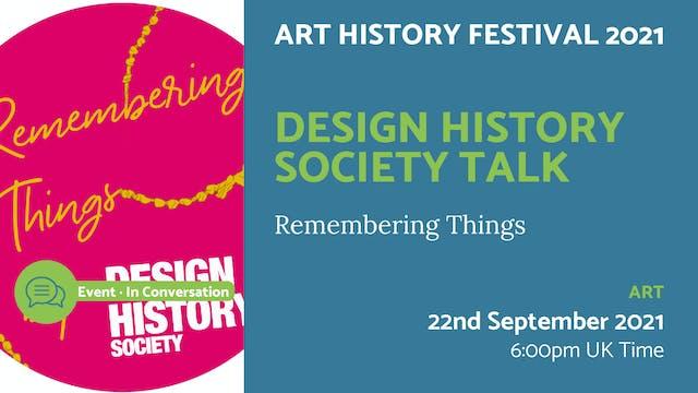 21.09.22 (Wed Sep 22nd)   Design Hist...