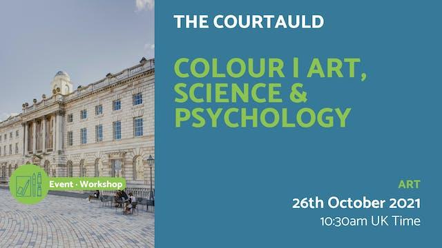 21.10.26 (Tue Oct 26th)   Colour   Ar...