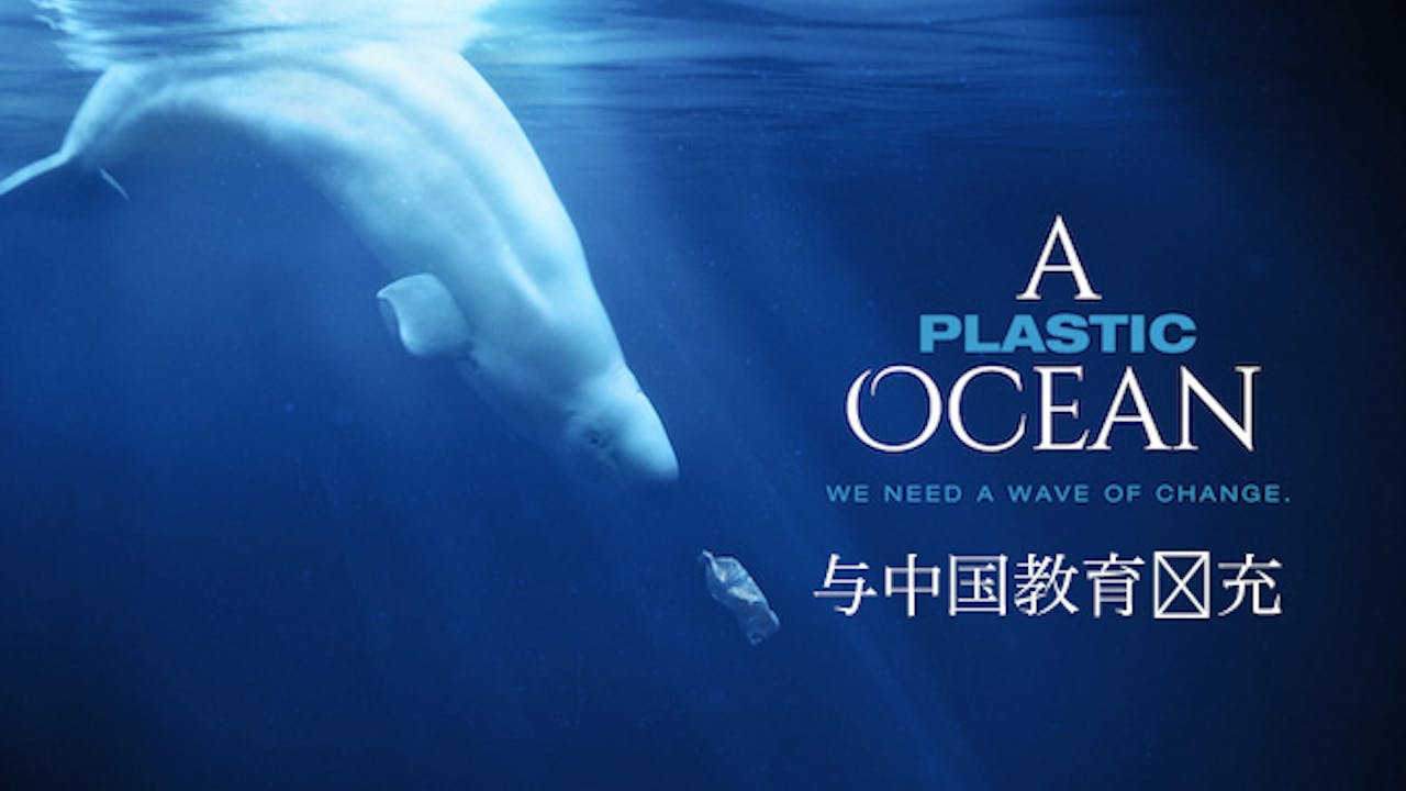 A Plastic Ocean Educational (Condensed film) with Simplified Chinese Educational Supplement