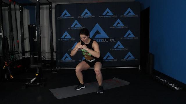 Tabata Workout w Katelyn 12-31-2020