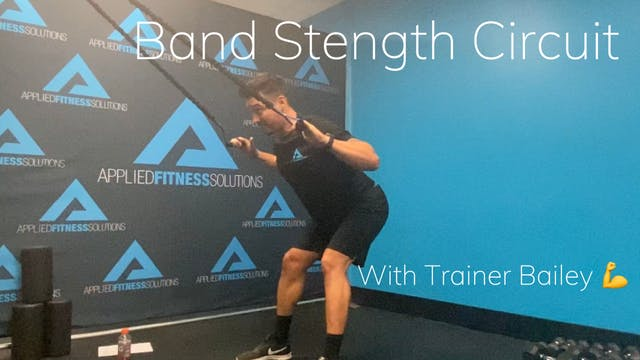 35 Band & BW Upper Body Workout w/ Ba...