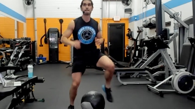 LIVE Circuit Workout with Kemper 4.28.21
