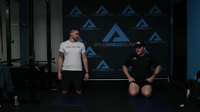 Mobility and Stability Workout w/ Cod...