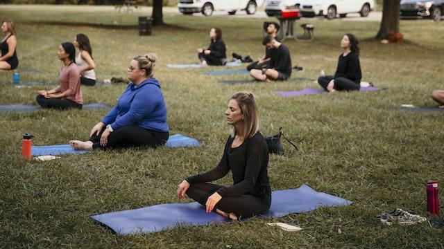 Jan 12th Restorative Yoga with Eileen