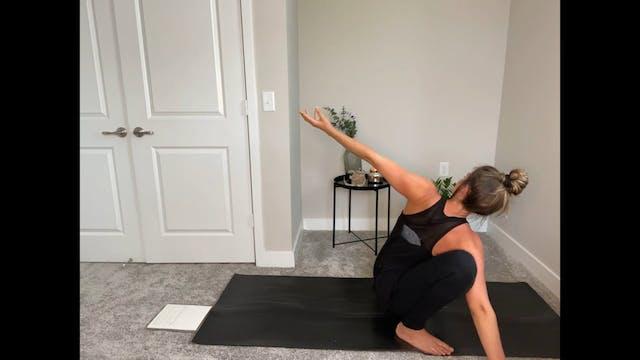 30 min Restorative Yoga w/ Eileen