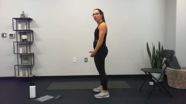 30-Minute Low Impact Workout w/ Maya