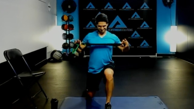 LIVE 60 Minute BW Circuit Workout w/ Kemper 2.1.21