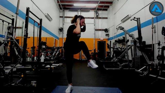 5.4.21 Beginner Workout – Audrey