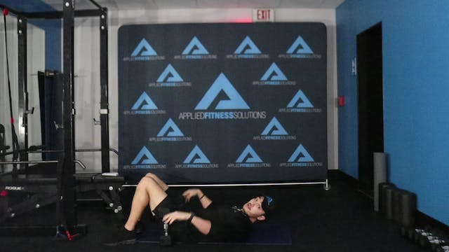 25 Minute Arms & Core Workout w/ Bail...
